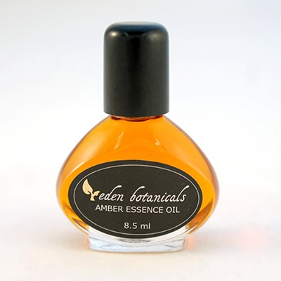 Amber Essence Oil, 8.5 ml Perfume Bottle