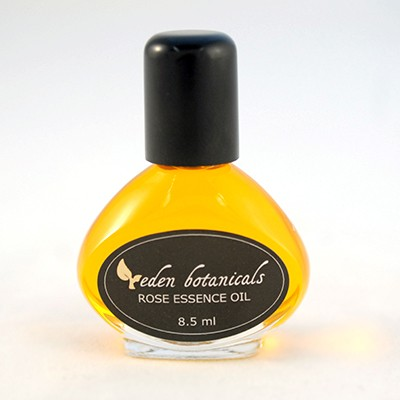 Rose Essence Oil, 8.5 ml Perfume Bottle