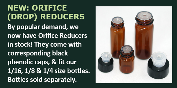 Orifice (Drop) Reducers
