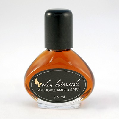 Patchouli Amber Spice, 8.5 ml Perfume Bottle